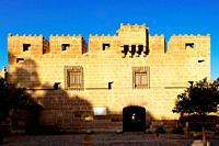 Castle of Marques de los Velez, Cuevas de Almanzora, Province Almeria, Andalucia, Spain