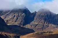 Blaven, Cuillen Mountains, Isle of Skye, Scotland