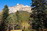 Ordesa National Park, Pyrenees, Huesca province, Aragon, Spain.