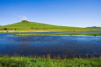 Bashang grassland in Inner Mongolia
