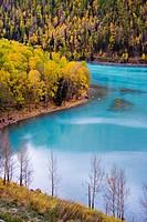 Altay Xinjiang,Kanas,