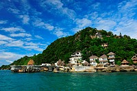 tourist resort of Philippines