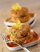 Spicy vegetable Croquettes