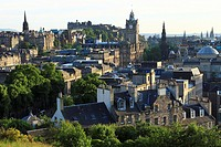 Old town, Edinburgh, Scotland, UK