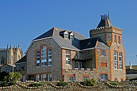 Penzance, Sailors Institute, Mission Hall, Cornwall,