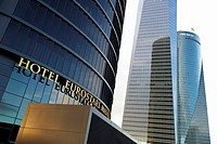 Eurostars Madrid Tower Hotel, CTBA, Cuatro Torres Business Area, Madrid, Spain