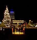 Weihnachtsmarkt am Berliner Gendarmenmarkt