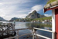 Lofoten Fishermans hut