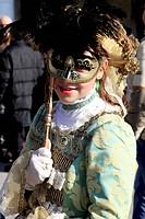 carnival of venice, venice, veneto, italy