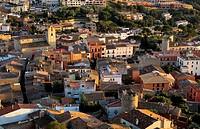 Begur Costa Brava  Girona province  Catalonia  Spain