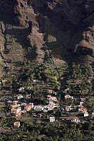 El Hornillo, Valle Gran Rey, La Gomera, Canary Islands, Spain