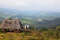 Las Narices viewpoint, Castilla del oro, Panamá