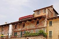 Casa Mazzanti, Verona