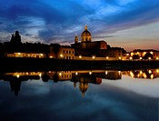 Church of San Frediano in Cestello Florence Italy
