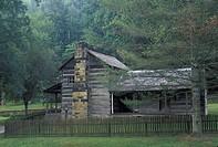 USA, Kentucky, Red Bird. Dillion Ahser Cabin