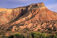 New Mexico, Abiquiu, Ghost Ranch.