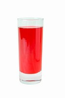 cranberry fruit drink