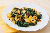 Gebratenes Gemüse _ Fried Vegetables