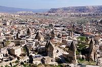 Goereme Valley, Cappadocia, Turkey, Western Asia