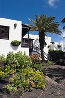 Museum, Jameos del Agua, built by the artist Cesar Manrique, Lanzarote, Canary Islands, Spain, Europe