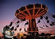 Amusement Park, Tampa, Florida, USA