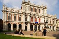 Museo Nazionale del Risorgimento, Turin, Piedmont, Italy