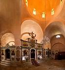 Agios Iasonas Kai Sosipatros, Kanoni, Kerkyra, Corfu, Europe, Greece, church, monesetry,