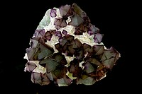 Fluorite CaF2-calcium fluoride fluorite is one of the most popular minerals among collectors - Mineral class: Halides - Fluorite is a source of fluori...