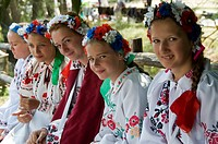 Ukraine, Sorochintsky, Yarmarok, traditional fair.