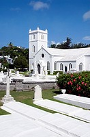 St  John the Evangelist Church, Pembroke Parish, Hamilton, Bermuda