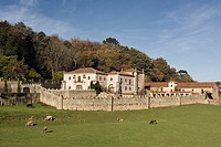 Palace of Condes de Isla, Isla, Cantabria, Spain