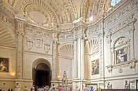 Main Sacristy 16th century, Santa Maria de la Sede Cathedral, Seville, Spain