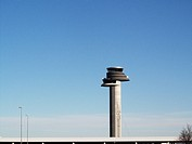 Airport Control Tower, Stockholm, Sweden