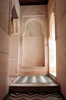 Passageway in the Nasrid Palaces