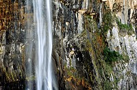 Birth of Assos, Cailagua Waterfall Natural Park Collados del Ason is located in the southeastern part of Cantabria, among the last people Gándara Soba...