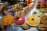 Paris, France, French Bakery Shop, Stohrer, inside, Montorgeuil District,