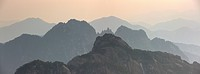 Huangshan Mountains, Anhui, China (thumbnail)