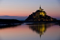 Mont_St._Michel, France