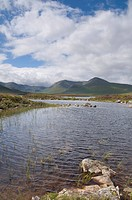 Rannoch Moor, Strathclyde, Scotland, U.K