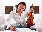 Junger Komponist / Young composer