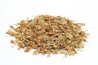 Medicinal plant dried Lindenblüten, Linde, lime, linden, Lindentea, Limetreeblossoms, tiglio, tilia, tilia cordata, platyphylla