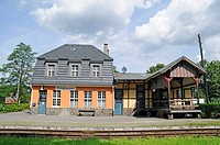 Hüinghausen Station