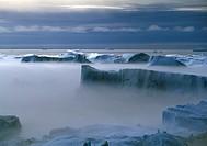 Kangia Ice Fjord from Sermermiut, Ilulissat, Jabobshavn, Greenland