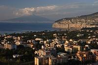 Italy, Campania, Sorrento, Sant Agnello...