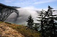 Deception Pass Bridge, Kitsap County, Washington, USA