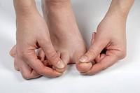 Feet Examination