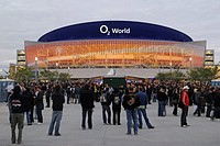 O2 World, O2 Arena of the Anschutz Entertainment Group, Berlin Friedrichshain, Germany, Europe