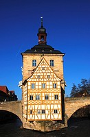 Historic Town Hall in Bamberg