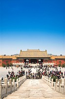 Hall of Heavenly Purity, Forbbiden City, Beijing, China