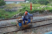 Track operations, Thailand